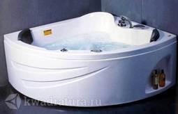 Ванна гидромассажная акриловая Appollo SU-1515 152х152х66