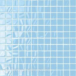Керамическая мозаика Темари светло-голубой 29.8x29.8