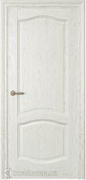 Межкомнатная дверь Дриада ДГ Дуб белый жемчуг 800х2000