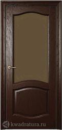 Межкомнатная дверь Дриада ДО Дуб Бренди 800х2000