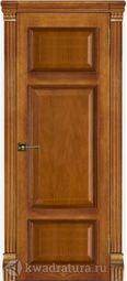 Межкомнатная дверь Магнолия 5 ГЛ Дуб Антико
