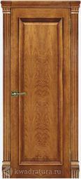 Межкомнатная дверь Магнолия 4 ГЛ Дуб Антико