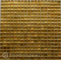 Мозаика стеклянная Bonaparte Classik gold 30х30