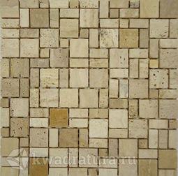 Мозаика каменная Bonaparte Organic Мatt 30.5x30.5