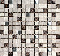Мозаика каменная Bonaparte Milan-2 30.5x30.5