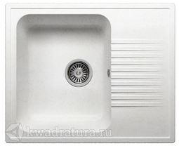 Кухонная мойка Polygran F-07 Белая
