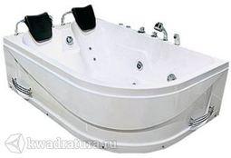 Ванна акриловая Loranto с гидромассажем CS-806 L/R