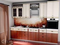 Кухонный набор Селена 2.2Ф Вишня 2800 мм
