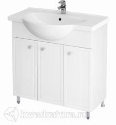 Мебель для ванной Cersanit SIDO 80 белый