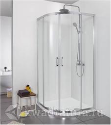 Душевой уголок Aquanet Alfa NAA2142 90x90 R550 прозрачное стекло