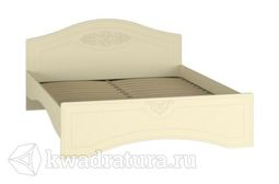 Кровать Ассоль Plus 1600 Ваниль