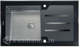 Кухонная мойка Tolero Ceraмic Glass TG-860